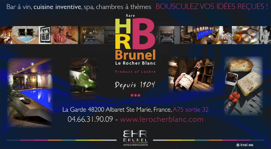 Encart presse Hôtel Le Rocher Blanc