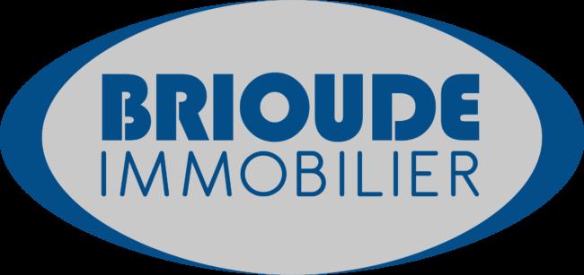 Logotype Brioude immobilier