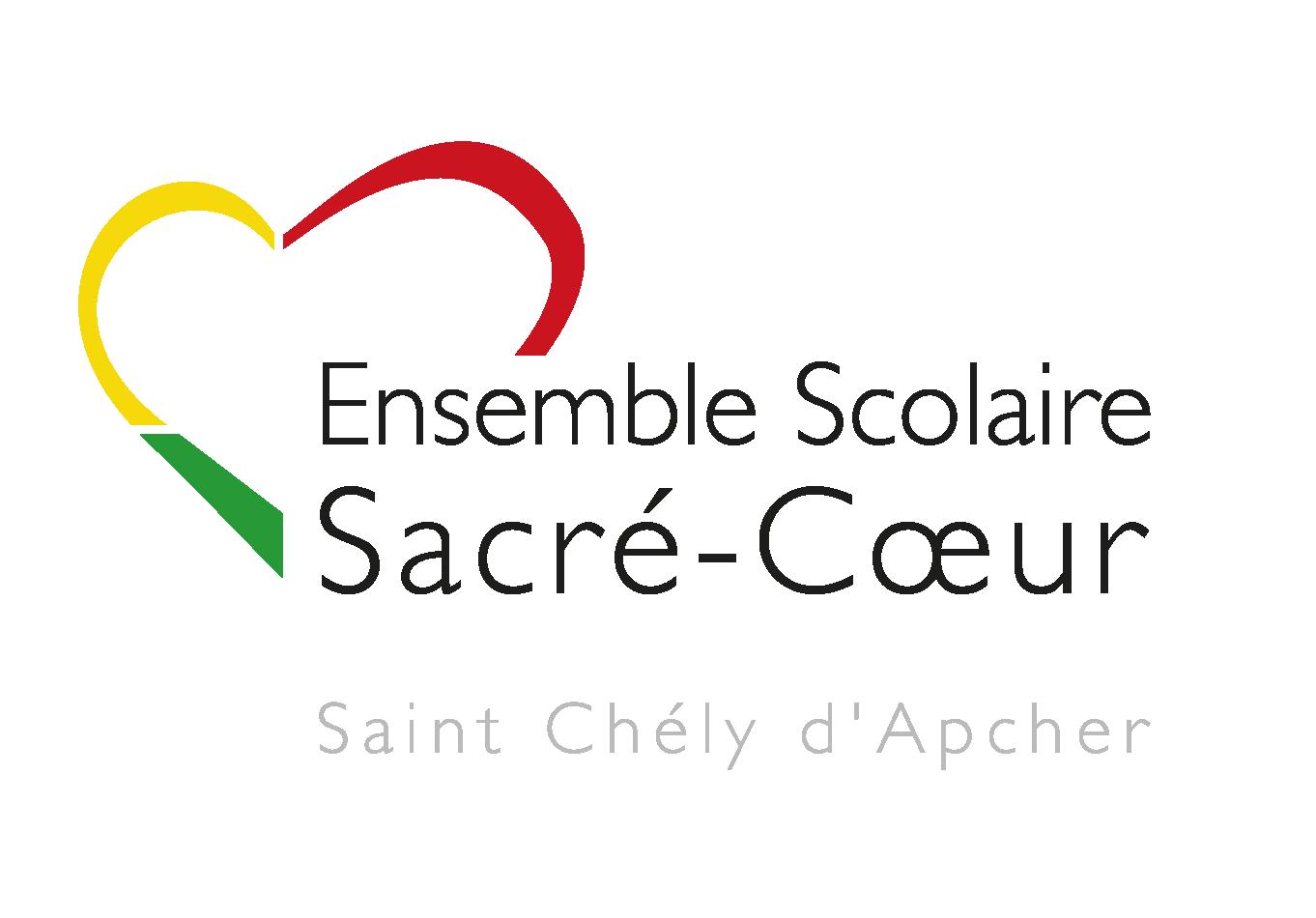Logotype Ensemble Scolaire Sacré-Coeur