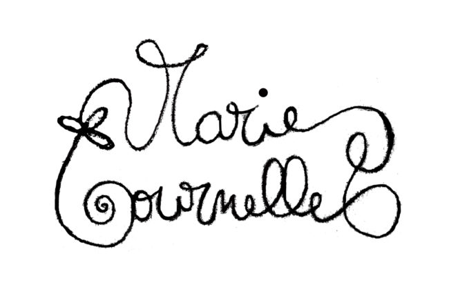 Logotype Marie Tournelle