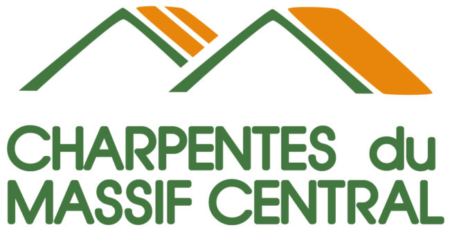 Logotype Charpentes du Massif Central